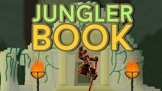 Jungler Book (League of Legends Parody)