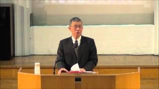 20151206浸信會仁愛堂主日信息_李朝成牧師