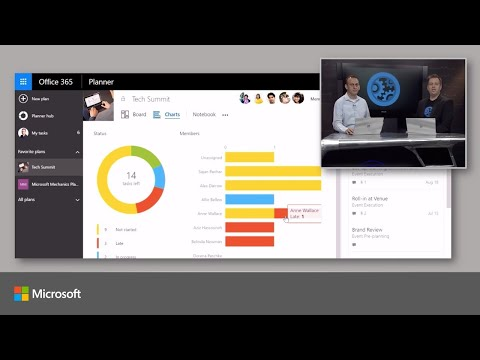 Introducing Microsoft Planner