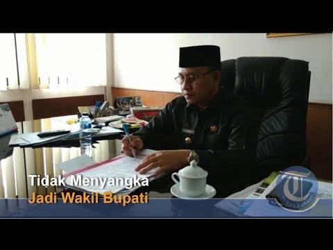 Wakil Bupati Muara Enim | Tidak Terbayang Bisa Jadi Wakil Bupati