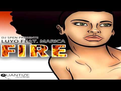 "Luyo Feat Marica -  ""Fire""  (N'Dinga Gaba Remix)"