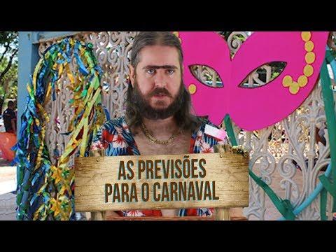 Plantão do Chico: Previsões para o Carnaval 2020 #Carnaval2020