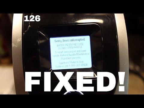 Sorry Brew Interrupted Fixed in 1 minute! Keurig K200 from Goodwill! Van Registration | Vlog 126