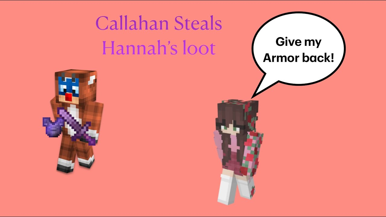 Download Callahan steals from Hannahxxrose in Dream SMP!