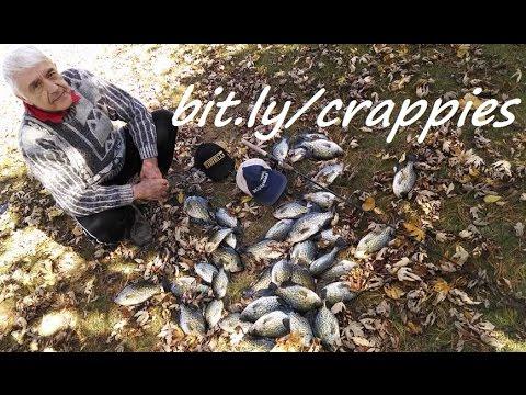 Fishing report slab crappies wisconsin dells youtube for Wisconsin dells fishing report