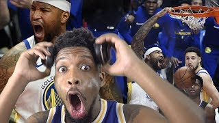 WOAH DEMARCUS COUSINS IS BACK!?! ALREADY!? WARRIORS vs CLIPPERS HIGHLIGHTS