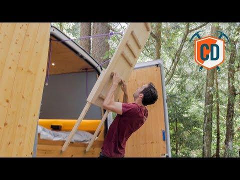 This Guy Creates The Ultimate Climbing Van | Climbing Daily Ep.1019