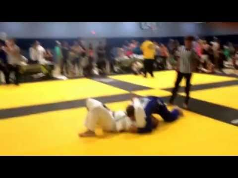 COPA America Nashville super Heavy Weight White Belt vs Blue Belt