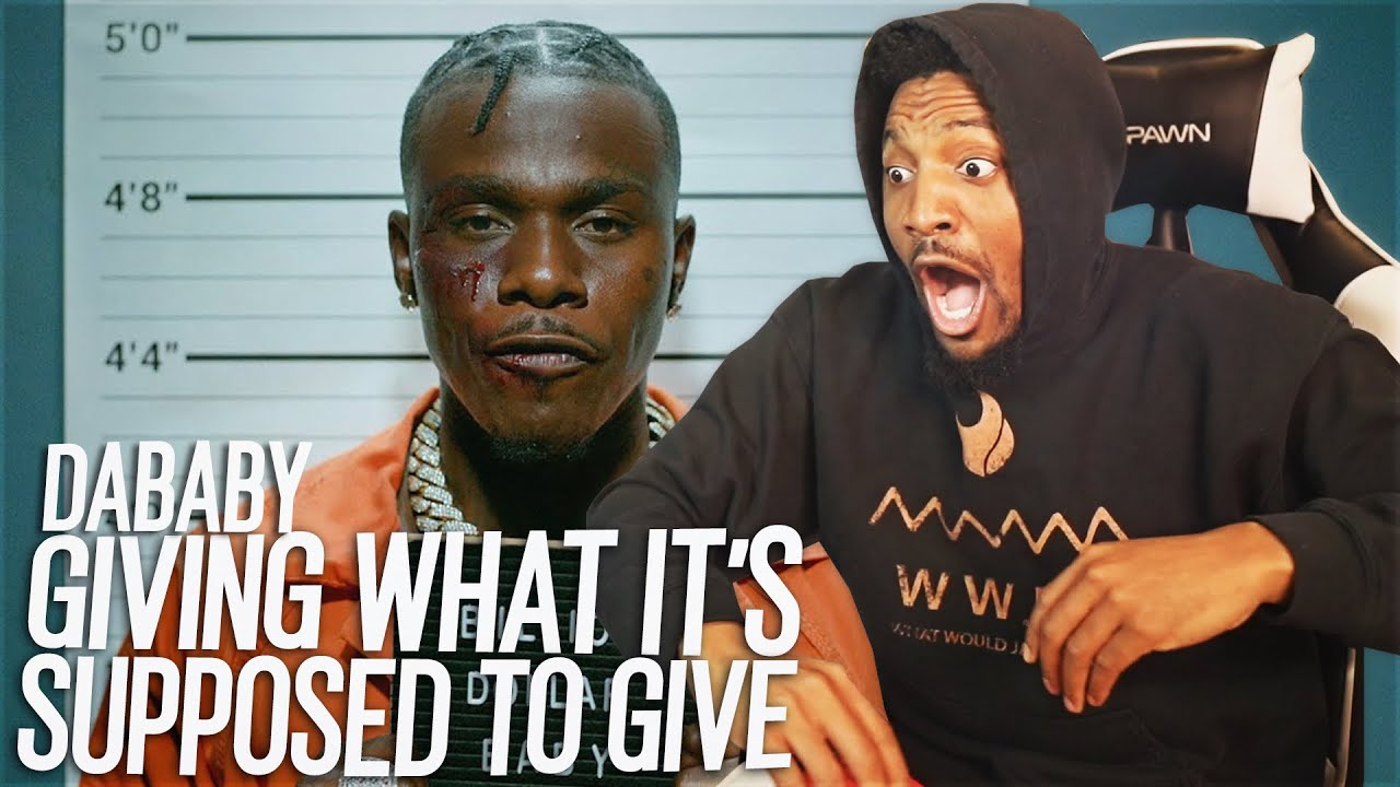 Download DaBaby - Giving What It's Supposed To Give (REACTION!!!)