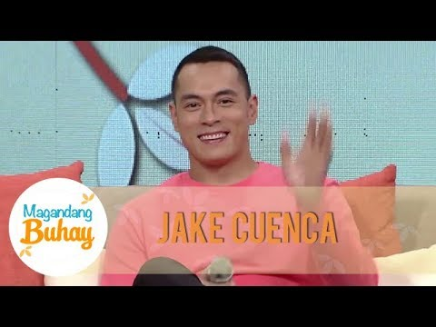 Jake admits that he has a crush on Kylie during the 'Panday' movie days | Magandang Buhay