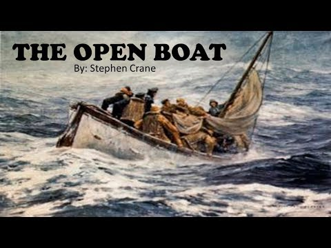 Learn English Through Story - The Open Boat by Stephen Crane