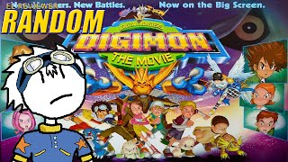 Digimon: The Movie | El Reviewer Random