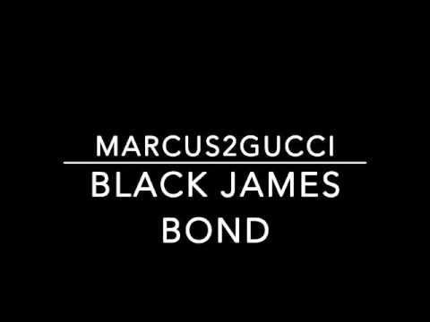 Marcus2Gucci -Black James Bond