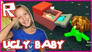 Life in Paradise / The Most Ugly Baby Ever / Roblox