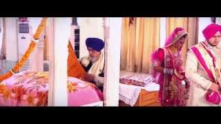 Raveena Sandy | Indian Punjabi Sikh Wedding Story | Punn - Feroz Khan