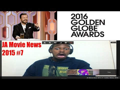 JA Movie News #7: Golden Globes 2016