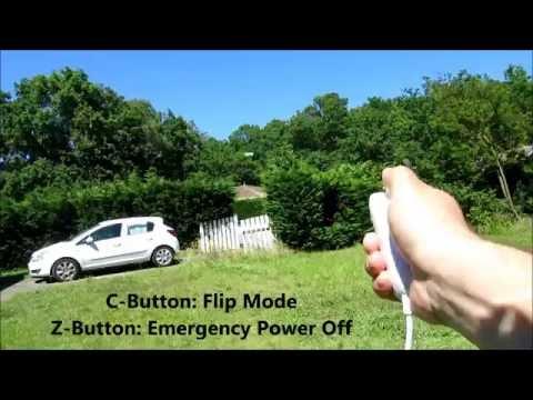 DIY Quadcopter RC