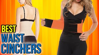 7 Best Waist Cinchers 2017