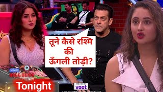BIGG BOSS SEASON 13 - 7 Dec 2019 - Salman Khan Slams Shehnaz Gill & Supports Rashami Desai