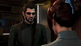 Deus Ex: Mankind Divided: Foxiest Of The Hounds: Part 4