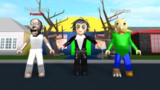 MONSTERS in ROBLOX!!