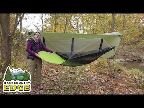 exped scout hammock  bi ul  plete hammock system  backcountry edge exped scout hammock  bi ul  plete hammock system   youtube  rh   youtube