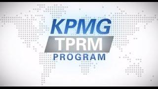 KPMG Third Party Risk Management Program