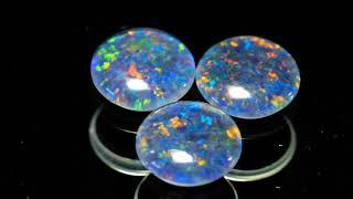 Opal Tripletten 7mm