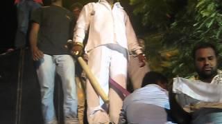 laddu yadav at sadar festival at Naraynguda
