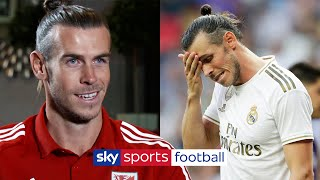 'They make things very difficult' | Gareth Bale talks honestly about his Real Madrid situation