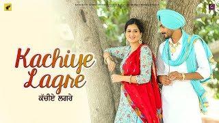 Kachiye Lagre | (Full HD) | Sikander Saleem & Mannat noor | | New Punjabi Songs 2019