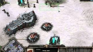 Dawn of War 1 Skirmish Gameplay (Harder difficulty)