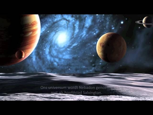 Urantia. Het Meester Universum.