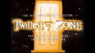 The Twilight Zone OST-Main Title: Second Season