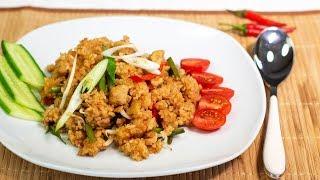 NASI GORENG original indonesisch - kochen mit DURGA GEWINNSPIEL