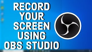 How to Use OBS Studio to Record Screen   Record Your Computer Screen with OBS screenshot 4