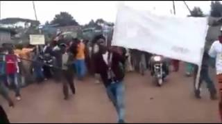Protests in Gamo-Gofa, Southern Ethiopia