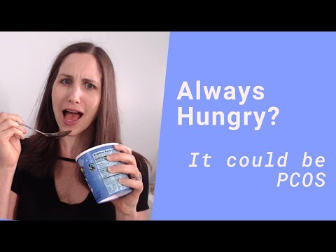 Always Hungry? It Could Be PCOS.