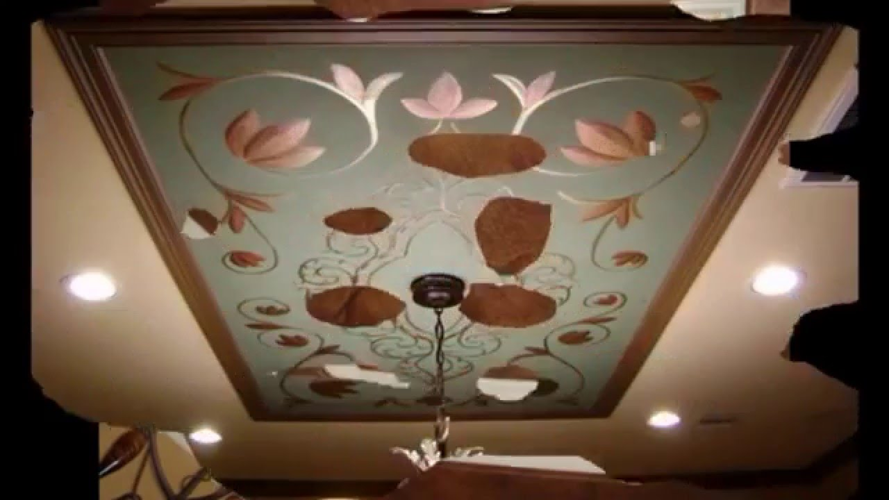 latest fancy false ceiling design | gypsum false ceiling design. - YouTube