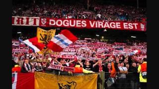 Supporteurs Lillois DOGUES VIRAGE EST (DVE) Saison 2010-2011