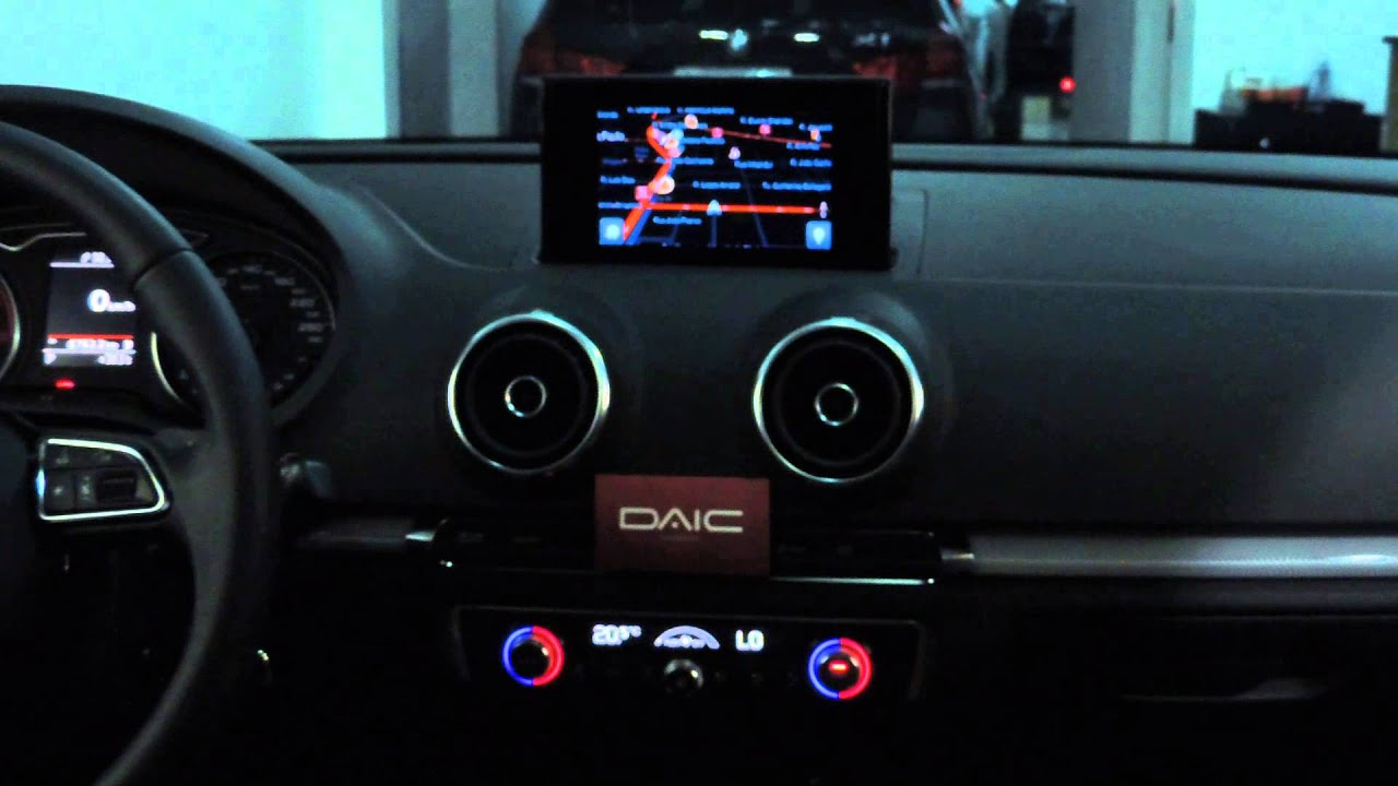 daic desbloqueio multim dia audi a3 2014 integra o waze gps dvd tv camera 11 2528 4891 youtube. Black Bedroom Furniture Sets. Home Design Ideas