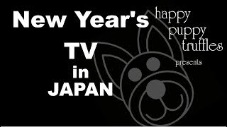 New Year's TV Shows in Japan - Japanese VLOG