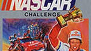 Classic Game Room - NASCAR CHALLENGE for NES review