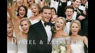 Daniel & Elisabeth // Beautiful Southern Wedding