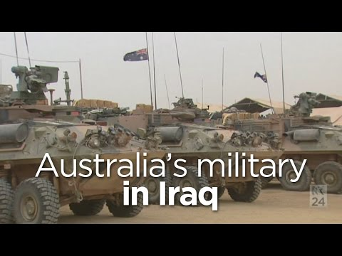 Australia's military involvement in Iraq