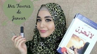 Mes Favoris du Mois de Janvier + F.A.Q Ouverte | Muslim Queens by Mona