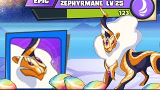 epic ZEPHYRMANE Boss Battle | Mino Monsters 2 | iOS, Android