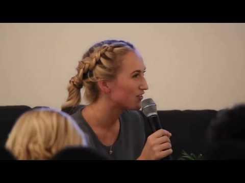 #LFWEND TALK - Sophia Webster talks fashion as a rising star - Clip
