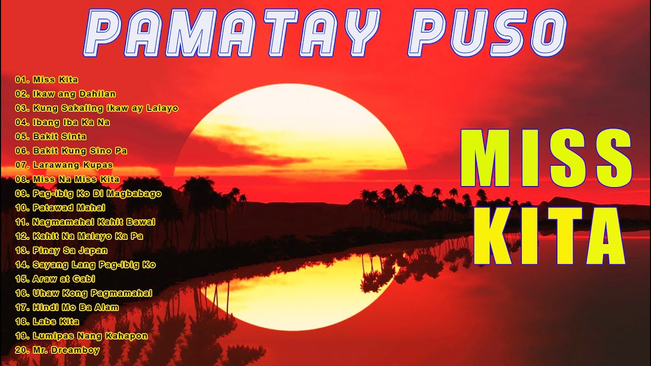 Download Pinoy Music Lover, Men Oppose, April Boy - Bagong OPM Trending Pamatay Puso Tagalog Love Songs 2021