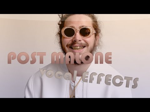 How to Record/Mix a Song Like PARTYNEXTDOOR POST MALONE